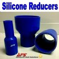 Blue Straight Reducing Silicone Hose - Silicon Reducer Pipe 102mm Long